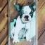 เคส J2 2015 TPU ลาย bulldog สวยๆ thumbnail 1