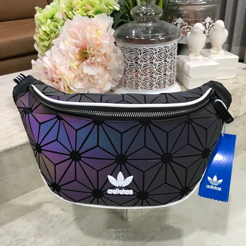 3c7c0889432ee9 Adidas Originals 3D Mini Airline (ISSEY MIYAKE Style Shoulder Bag ...