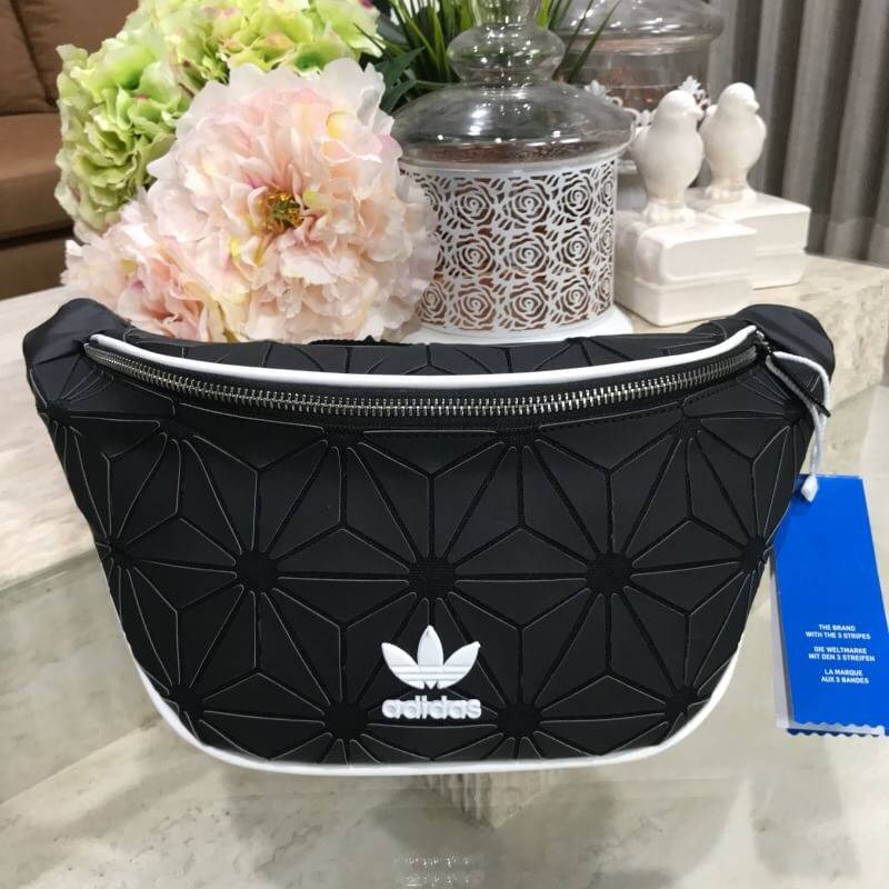 0190ade2e72d Adidas Originals 3D Mini Airline (ISSEY MIYAKE Style Shoulder Bag ...