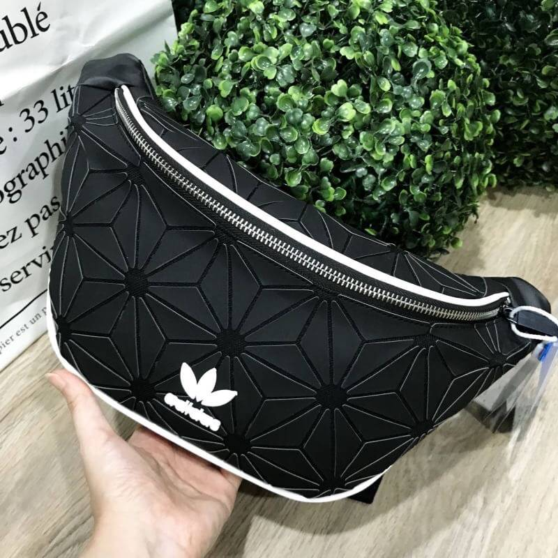 dcc954a280d4 Adidas Originals 3D Mini Airline (ISSEY MIYAKE Style Shoulder Bag ...